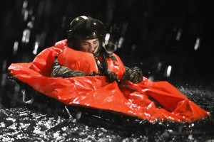 SS life raft
