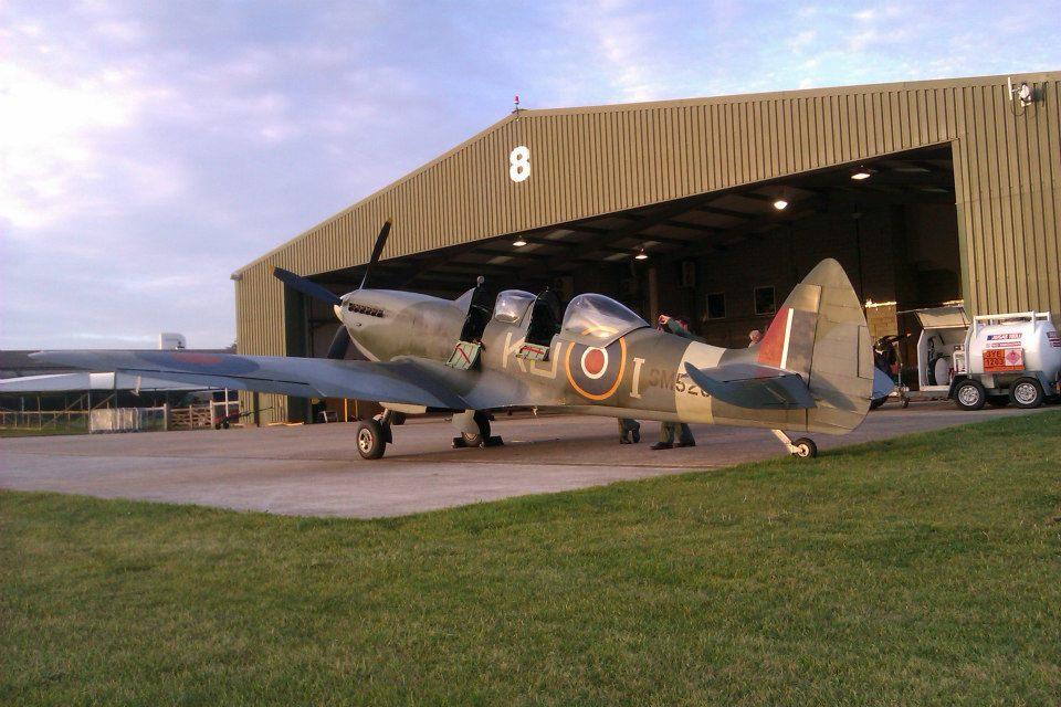 Boultbee Spitfire