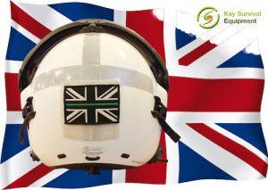 Great North Air Ambulance ALPHA Helmet Providers