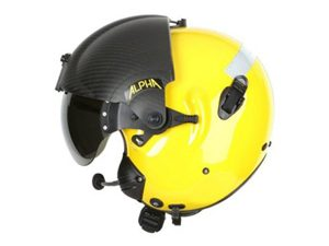 ALPHA Helmets - ALPHA 900 SAR (Search And Rescue) Helmet