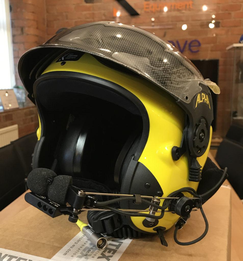 APHA Helmets – ALPHA Eagle